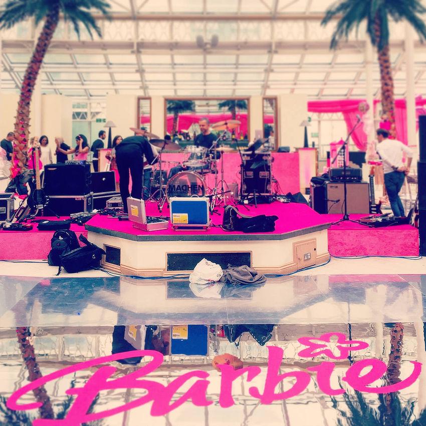 Barbie Birthday Party Madhen
