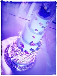 Madhen Wedding Cake