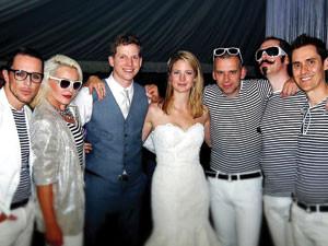 Madhen Stark Sands Wedding